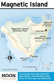 Faire cap vers la Magnetic Island